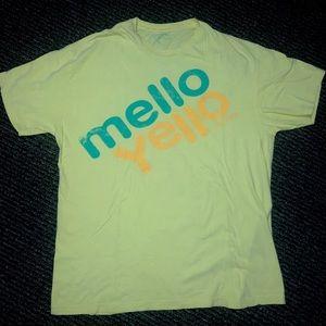 Coca-Cola Mello Yello t-shirt